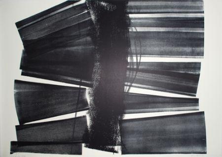 Литография Hartung - L-20-1974