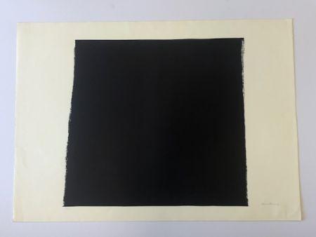 Литография Hartung - L 15   1973