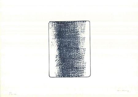 Литография Hartung - L 1973-24