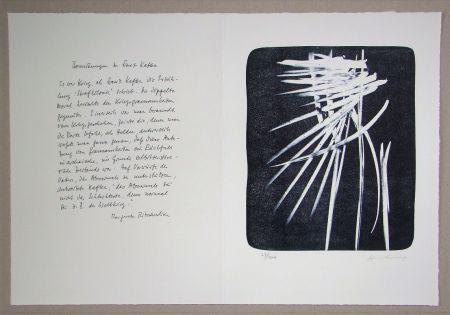 Литография Hartung - L 1976-27