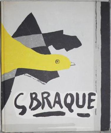 Иллюстрированная Книга Braque - L' Oeuvre Graphique de Georges Braque (1961)