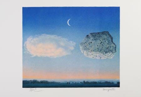 Литография Magritte - La Bataille de Argonne