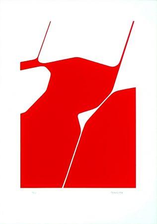 Литография Palazuelo - La Chaux de Fonds