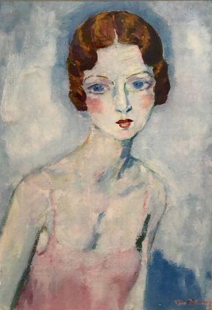 Трафарет Van Dongen - La Chemise Rose