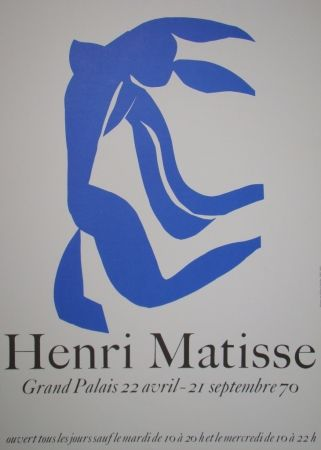 Афиша Matisse - La Chevelure - Grand Palais