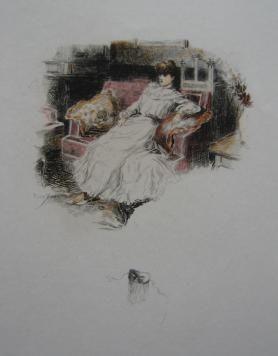 Иллюстрированная Книга Vidal - La comtesse Irma