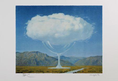 Литография Magritte - La Corde Sensible (Heartstring)