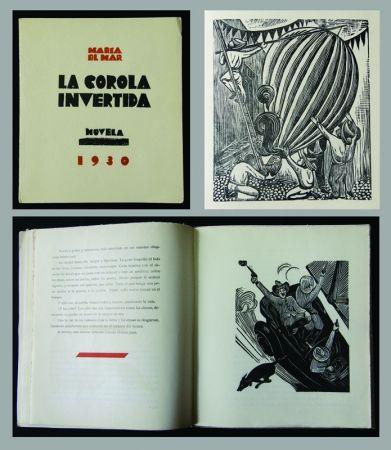 Гравюра На Дереве Mendez - La Corola Invertida - novella by Maria Del Mar