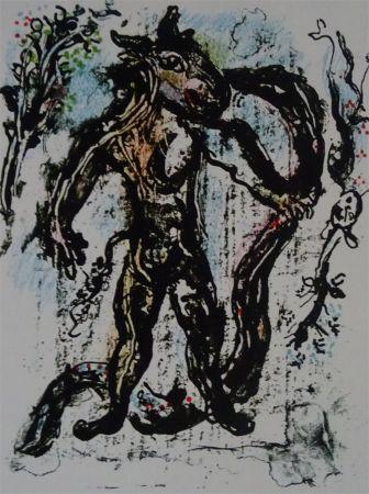 Литография Chagall - La Feerie et le Royaume, planche 2