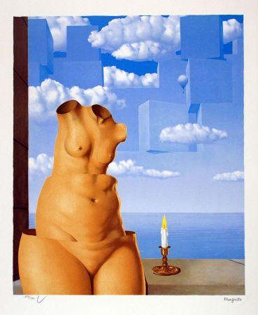 Литография Magritte - La Folie des Grandeurs II