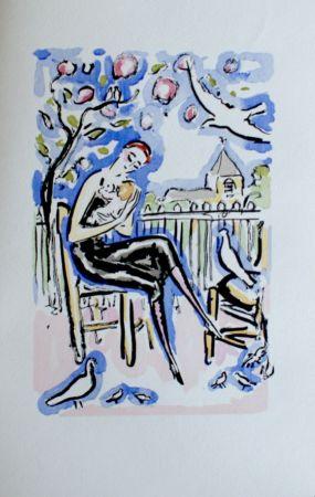 Трафарет Van Dongen - La Garconne,Motherhood