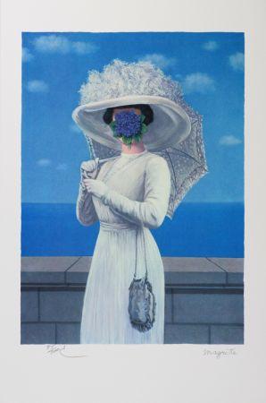 Литография Magritte - La Grande Guerre (The Great War)