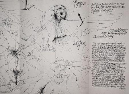Иллюстрированная Книга Trémois - La guerre civile