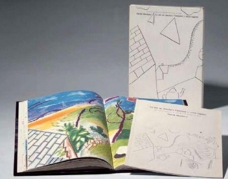 Иллюстрированная Книга Hockney - La Isla de Martha Vineyard y otros lugares