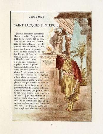 Иллюстрированная Книга Lunois - La légende dorée