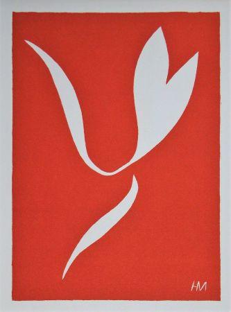 Линогравюра Matisse - La Lance