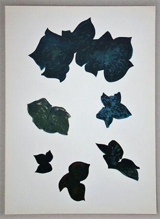 Литография Braque - La liberté des mers