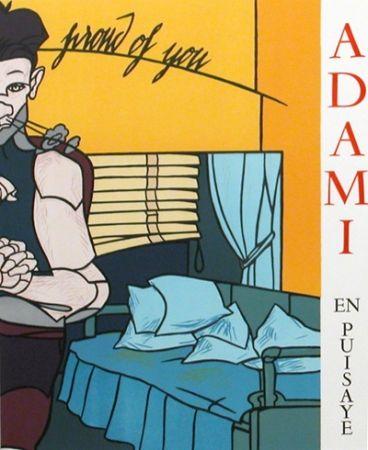 Иллюстрированная Книга Adami - La ligne narative