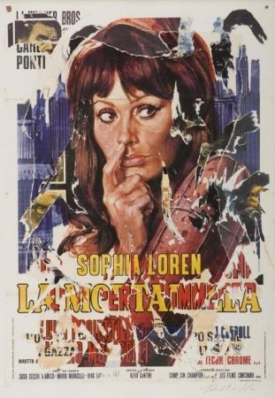 Многоэкземплярное Произведение Rotella - La Mortadella