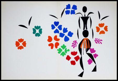 Литография Matisse (After) - LA NEGRESSE