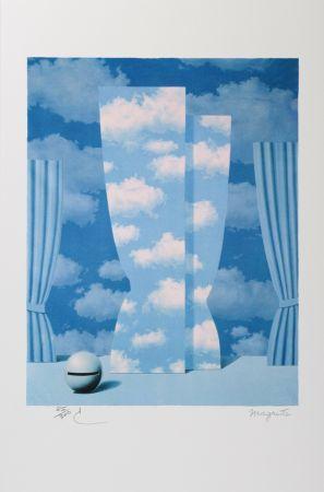 Литография Magritte - La Peine Perdue (The Wasted Effort)
