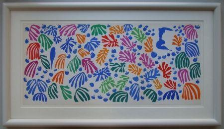 Литография Matisse - La Perruche et la Sirène