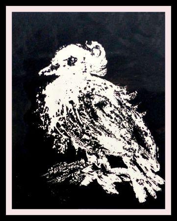 Литография Picasso - LA PETITE COLOMBE