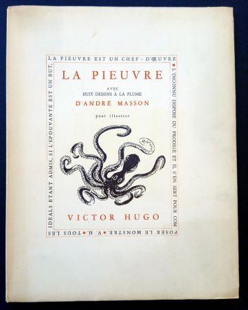 Иллюстрированная Книга Masson - La Pieuvre