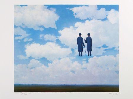 Литография Magritte - La Reconnaissance Infinie