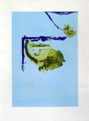 Офорт И Аквитанта Frankenthaler - La sardana