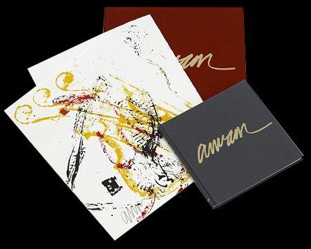 Сериграфия Arman - La seconde parade des objets