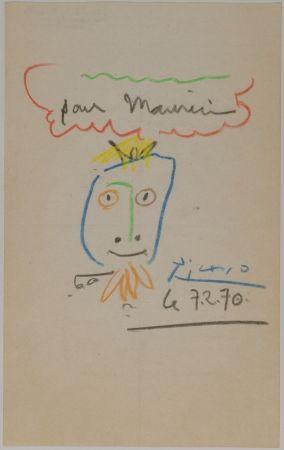 Нет Никаких Технических Picasso - La tête du Roi (The King's Head)