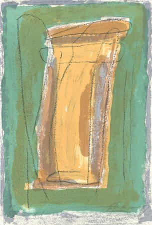 Литография Ràfols Casamada - La tardor 3 / Autumn 3
