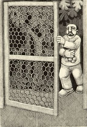 Иллюстрированная Книга Morena - La torta
