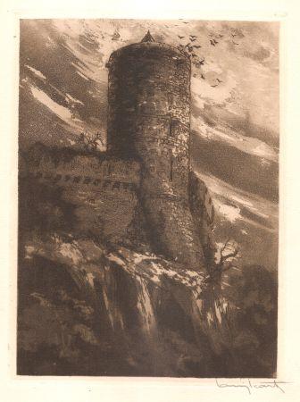 Иллюстрированная Книга Icart - La Tour Mélusine