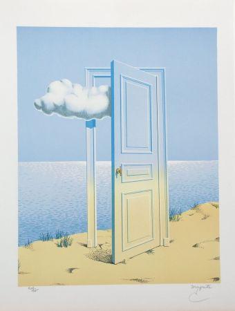 Литография Magritte - La Victoire
