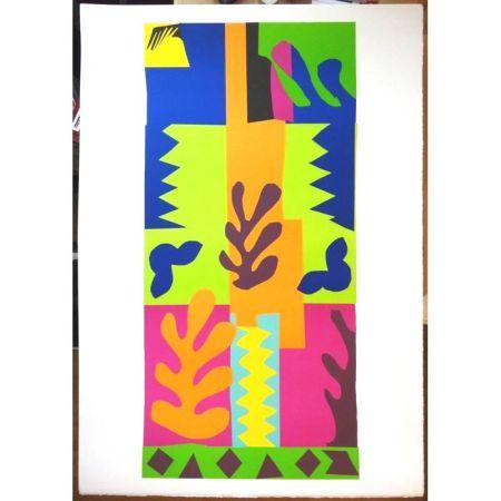 Литография Matisse - La Vis