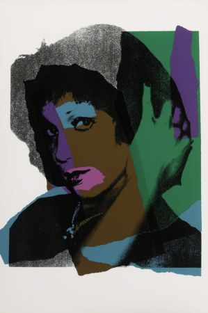 Сериграфия Warhol - Ladies and Gentlemen