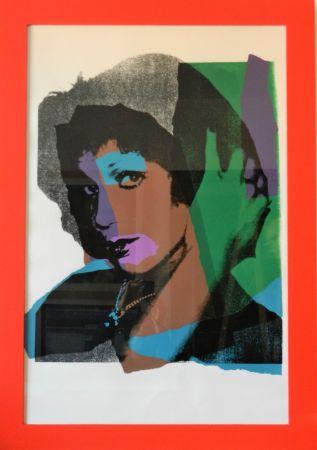 Сериграфия Warhol - Ladies And Gentlemen, Plate 5
