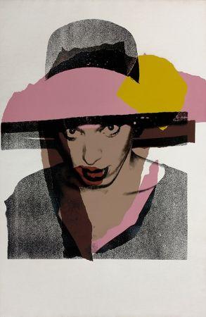 Сериграфия Warhol - LADIES & GENTLEMEN FS II.130