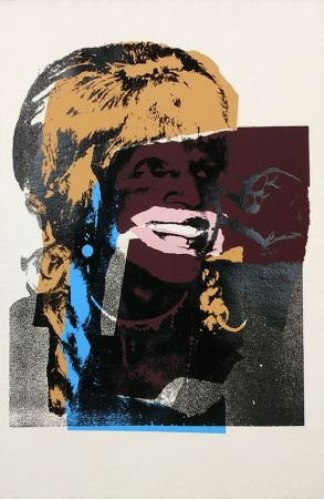 Сериграфия Warhol - LADIES & GENTLEMEN FS II.133