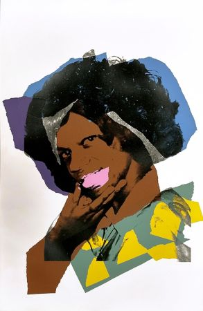 Сериграфия Warhol - LADIES & GENTLEMEN FS II.137