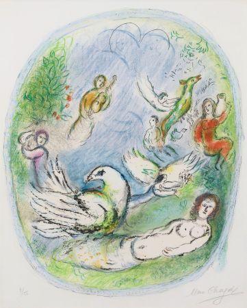Литография Chagall - L'Age d'Or