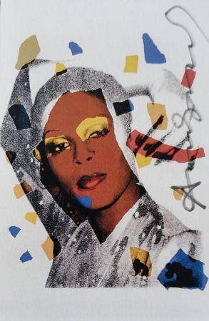 Сериграфия Warhol -  Laides and Gentleman (Signed)