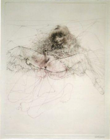 Акватинта Bellmer - L'aigle mademoiselle