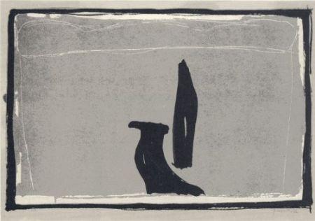 Литография Joan Hernández - Landscape-5