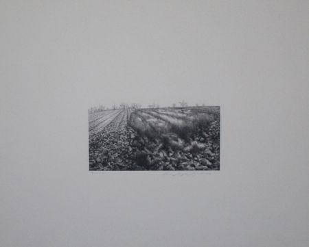 Литография Siegert - Landschaft