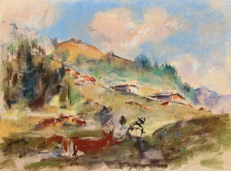 Нет Никаких Технических Ludwig - Landschaft (Landscape)
