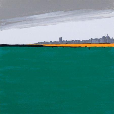 Сериграфия Nienstedt - Landschaften – 3