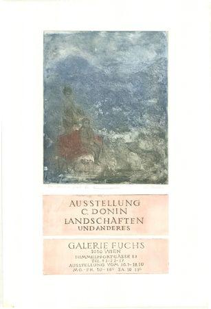 Гравюра Donin - Landschaften und Anderes